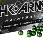 What Are Paintballs?
